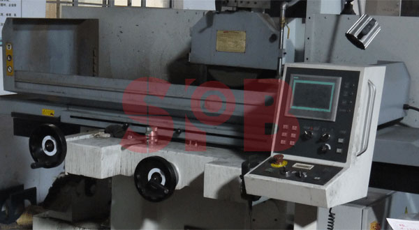 machine for bronze bushing producing