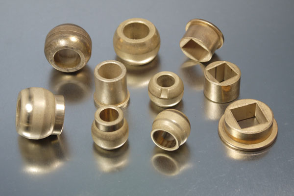 FZ oil sintered bronze bushing and parts